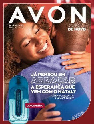 Revista Avon Campanha 2 Brasil 2022