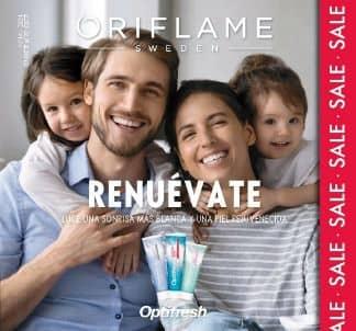 Catálogo Oriflame Campaña 14 México 2021