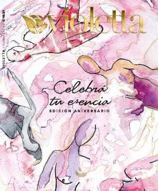 Catálogo Violetta Campaña 15 Argentina 2021