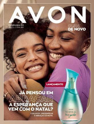 Revista Avon Campanha 3 Brasil 2022