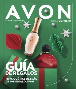 AVON OUTLET CAMPAÑA 18 2021 COLOMBIA