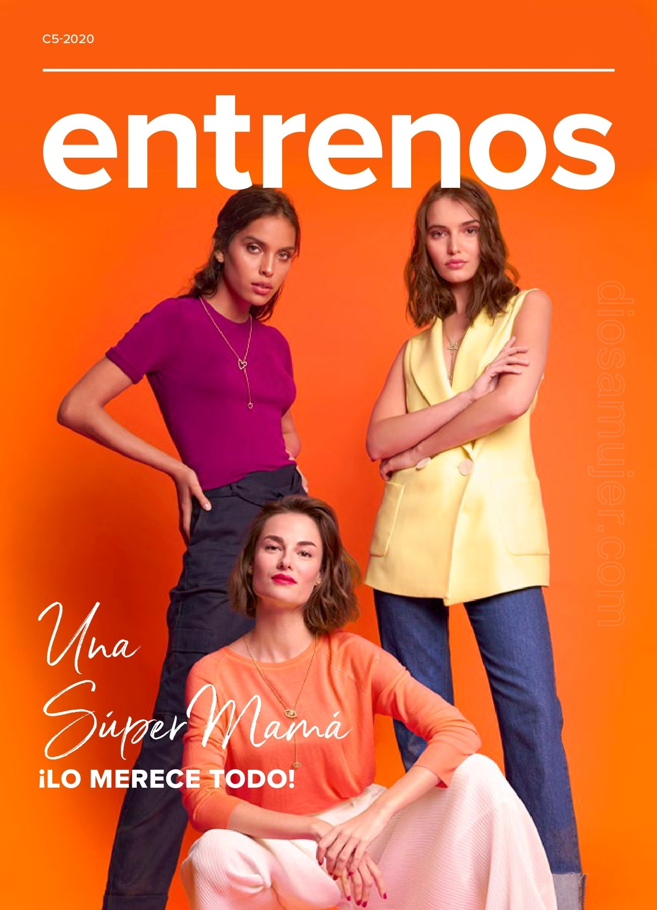 Entrenos Campana 05 Mexico 2020 Diosa Mujer